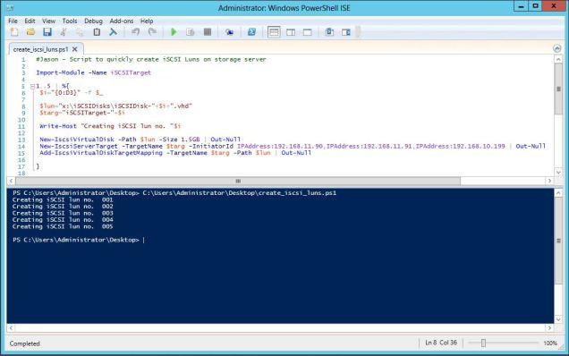 Windows PowerShell IDE